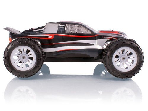 RC auto VRX Racing: Sword EBL 2.4GHz - brushless 80km/h RTR - čierny