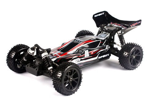 RC auto VRX Spirit EBL 2,4 GHz - brushless