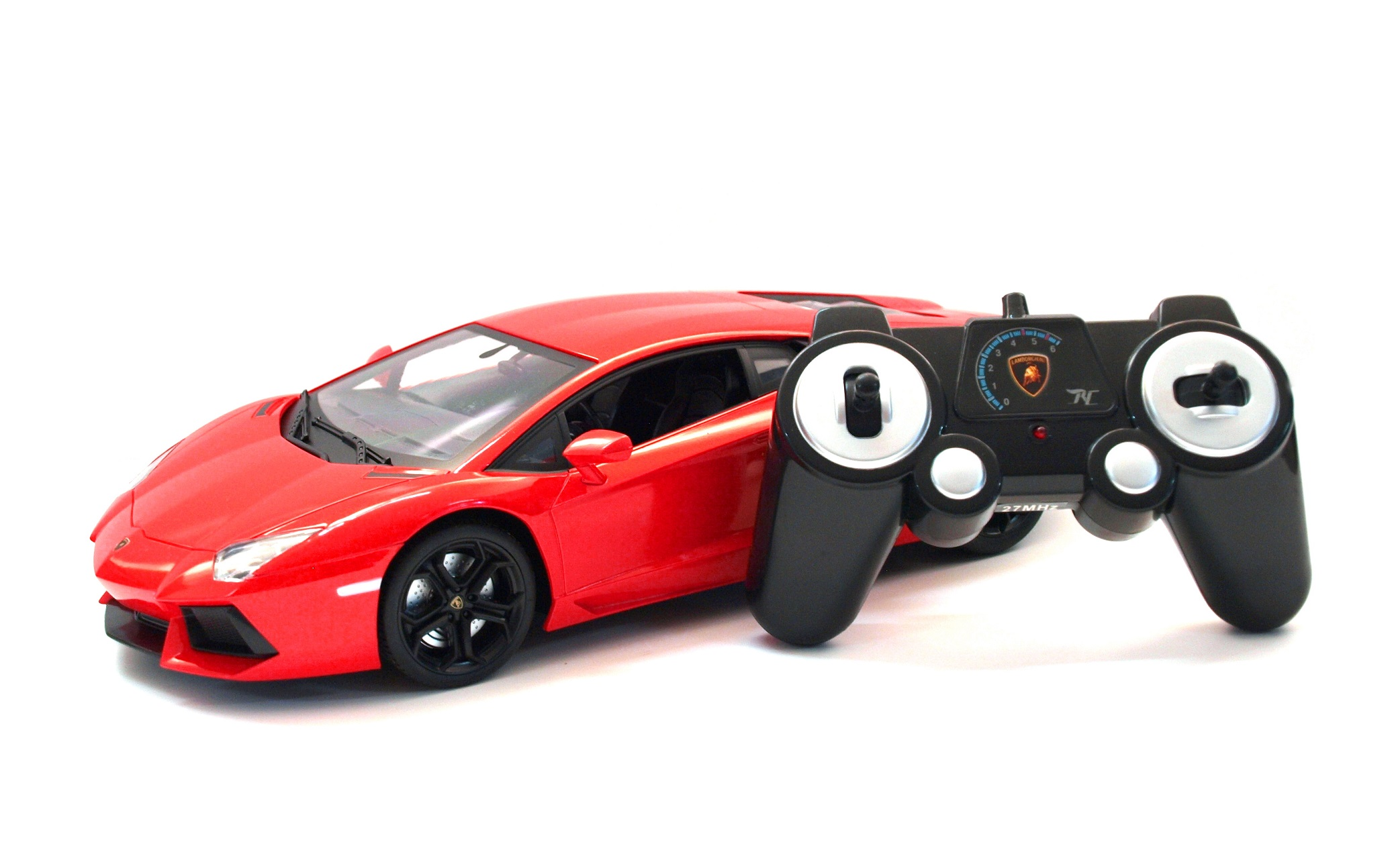 lamborghini aventador 1 14 samochody osobowe gimmik modele zdalnie st. Black Bedroom Furniture Sets. Home Design Ideas