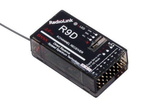 Odbiornik R9D do aparatury AT9