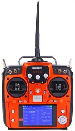 Aparatura AT10 - orange