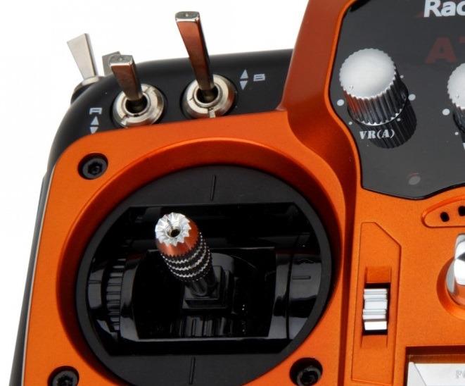 Przełączniki i potencjometry aparatury rc