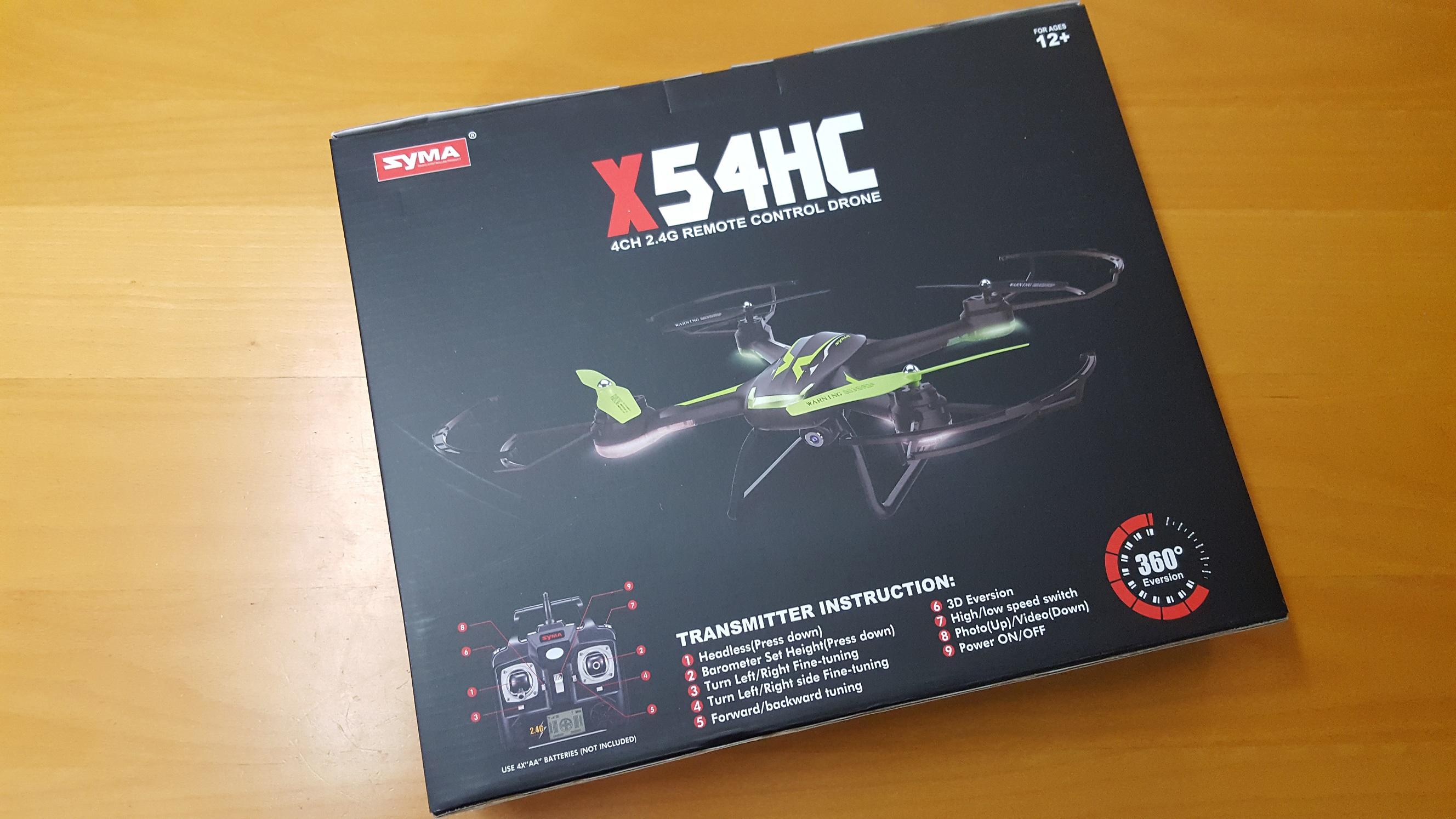 Syma X54HC