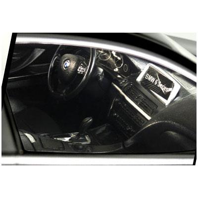 Efektowne wnętrze pojazdu w wykonaniu producenta Rastar