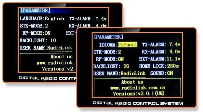 Radiolink AT9S