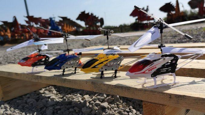 Jaki helikopter wybrać dla dziecka