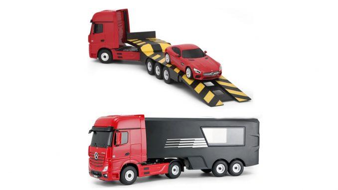 ciężarówki rastar