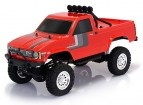 Thunder Tiger TOYOTA HILUX 1/12 4WD 2.4GHz Pick-up RTR - czerwony