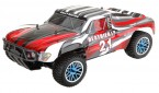 Himoto Corr Truck Brushless 2.4GHz (HSP Rally Monster) - Czerwony
