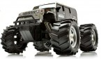 Mad Monster Truck 1:16 27/40MHz RTR - Silver