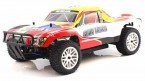Himoto Corr Truck 4x4 2.4GHz RTR (HSP Rally Monster) - Czerwony
