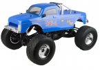 Monster Truck 1:10 4WD 2.4GHz RTR - niebieski
