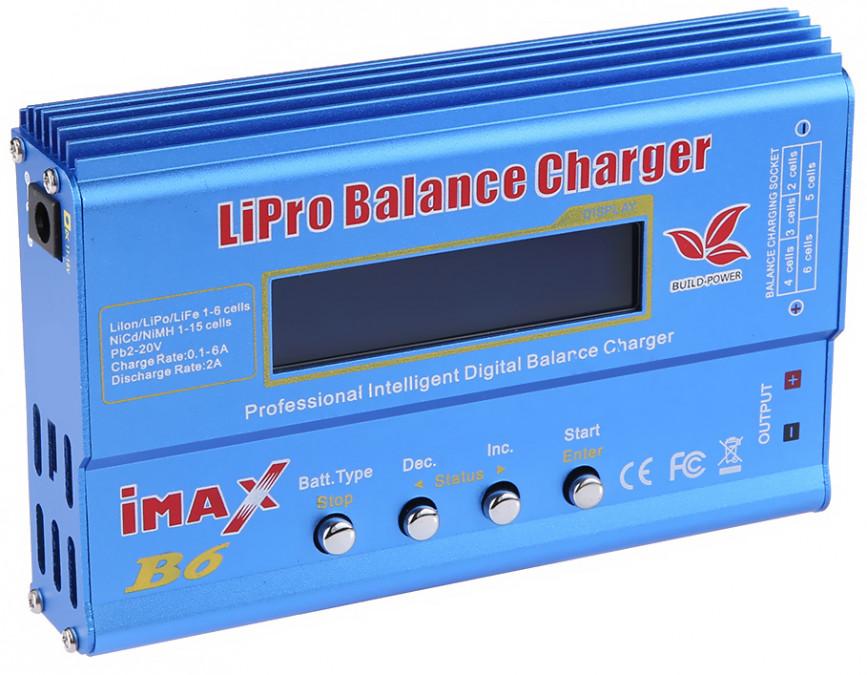Ladowarka Imax B6 80w 6a Adaptery Ladowarki Procesorowe Konfigurowalne Sklep Gimmik