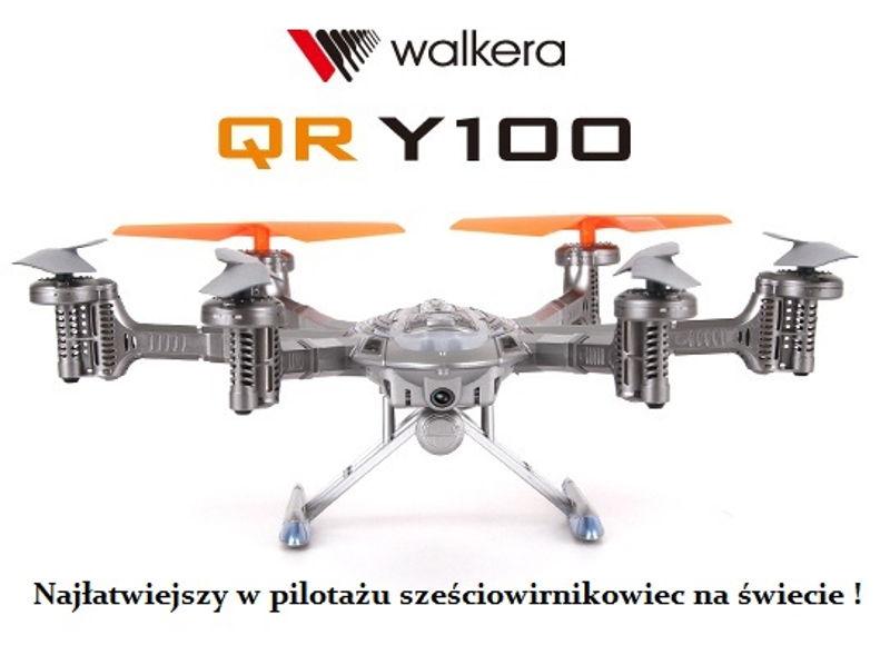 Walkera Y100 RTF z aparaturą sklep dron