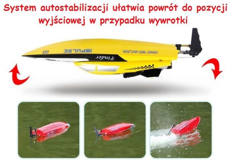 Motorówka RC WL Toys WL 912 w naszym sklepie z Gdyni