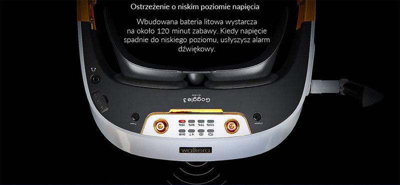 goggle 3 walkera fpv